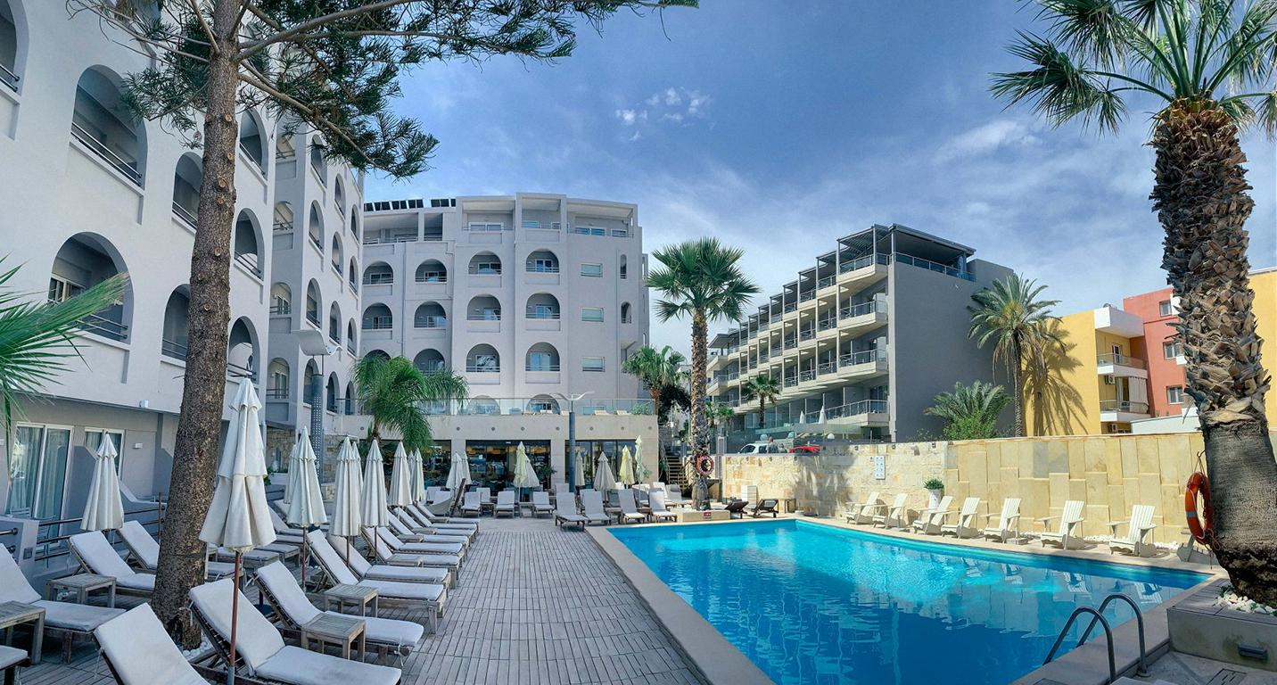 Hotel Glaros Beach - Halfpension