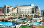 All inclusive hotels Antalya